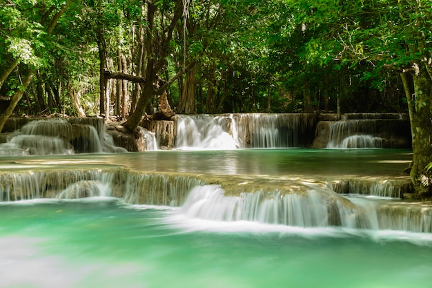 Huay mae kamin-waterval