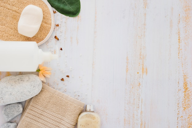 Huidverzorgingsproducten voor reiniging en genezing