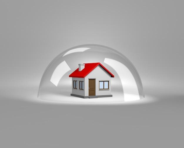 Huis bescherming
