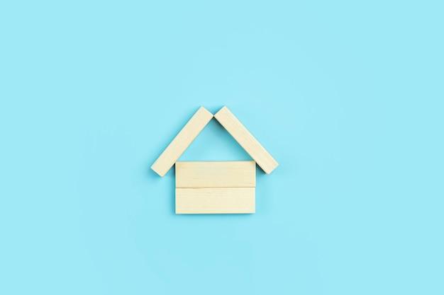 Huis concept aankoop huur verkoop commerciële en zakelijke aangelegenheden onroerend goed bouw houten huis...