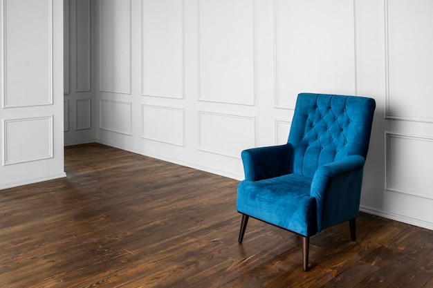 Huis indoor ontwerpconcept