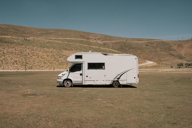 Huiscamper op de wielen