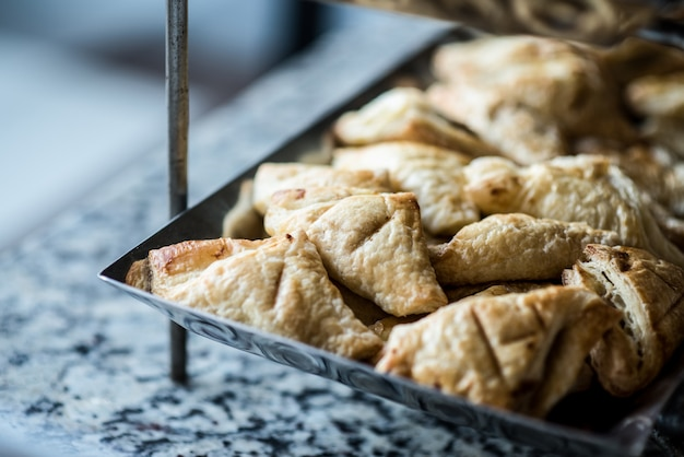 Huisgemaakt van heerlijke pastei