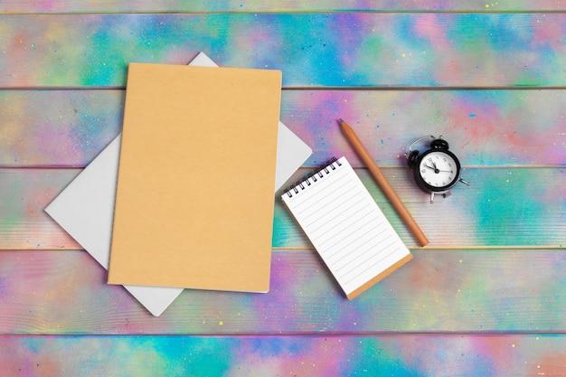 Huisstijl, lege briefpapier set. bespotten van branding