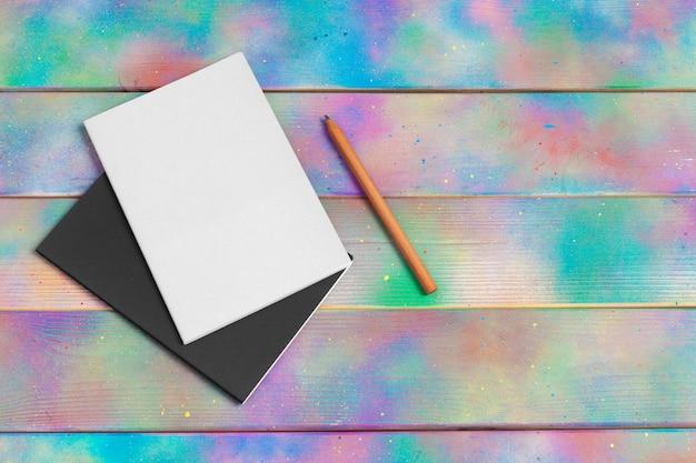 Huisstijl sjabloon, lege briefpapier set. bespotten voor branding
