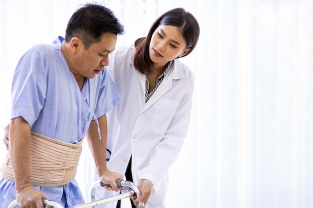 Hulp bij de dokter
