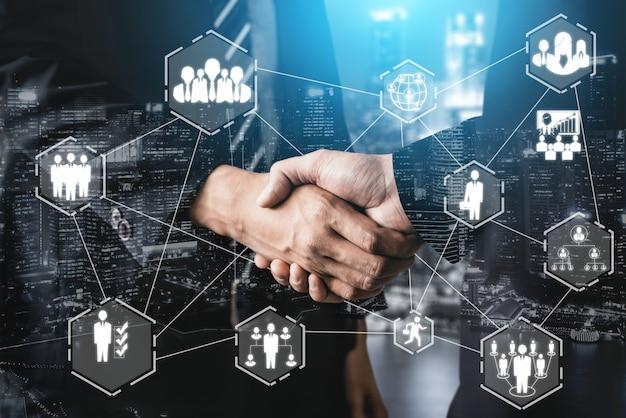 Human resources en people networking