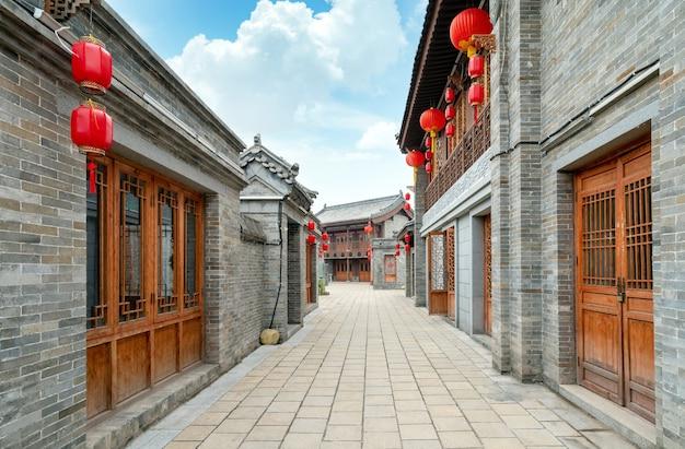 Hutong in de oude stad luoyang