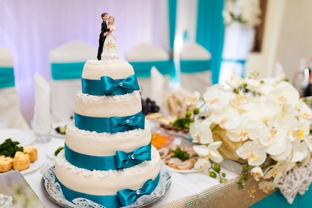Huwelijk concept. trouwfeest