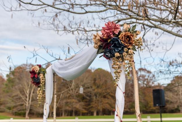 Huwelijksfotografie op de southern cross guest ranch in madison, ga
