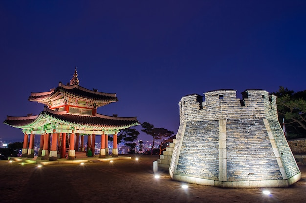Hwaseong-vesting in suwon, korea