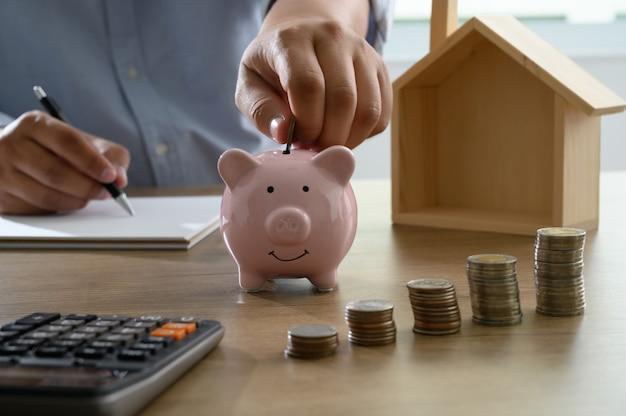 Hypotheekrente lening geld