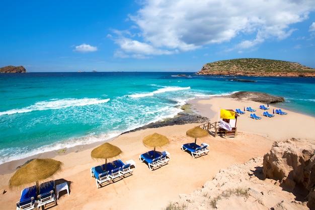 Ibiza cala conta comte-strand in sant josep