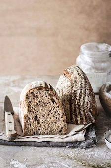Idee voor vers zelfgebakken brood