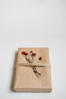 Ideeën voor cadeaus voor de feestdagen duurzame kerstcadeaus zonder afval natuurlijke kerstdecoraties inpakken