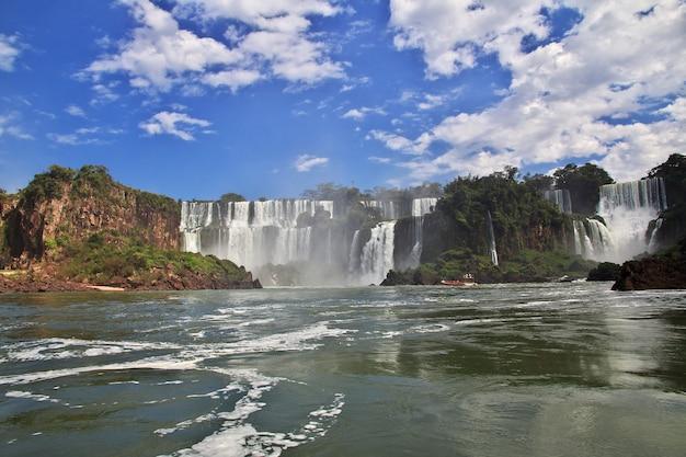 Iguazu valt in argentinië