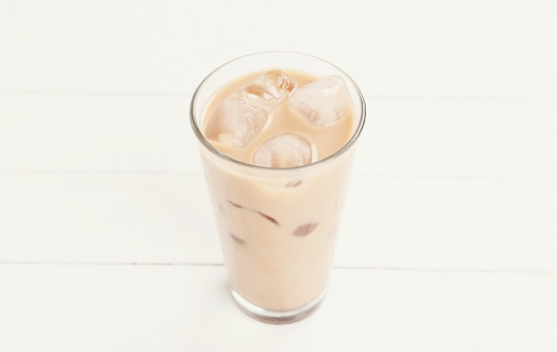 Ijs latte