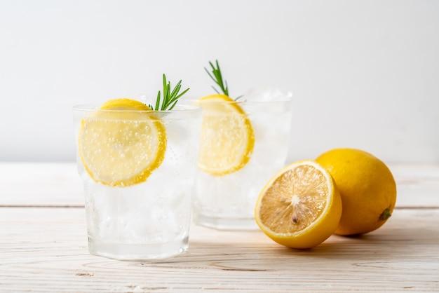Ijs limonade frisdrank