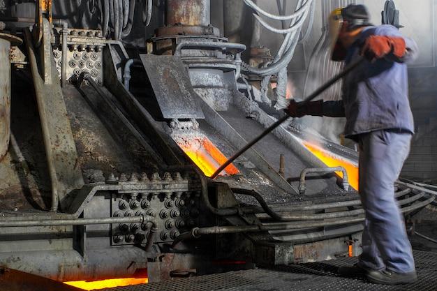 Ijzer- en staalindustrie