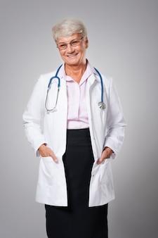 Ik help mijn patiënten graag