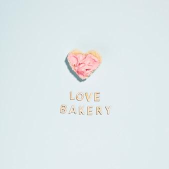 Ik hou van bakkerij