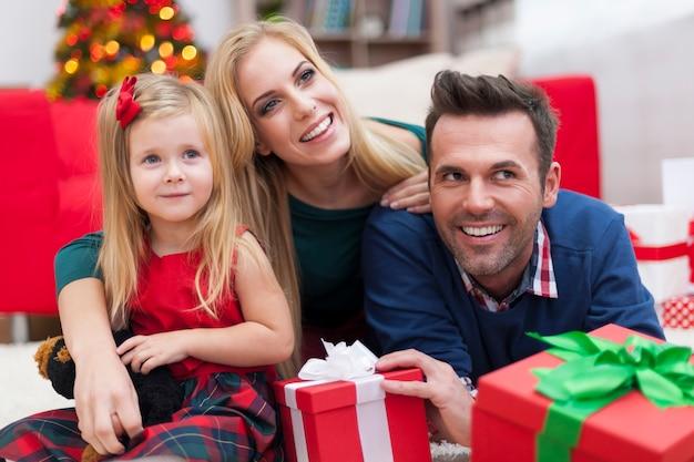 Ik kan me geen kerst voorstellen zonder mijn familie