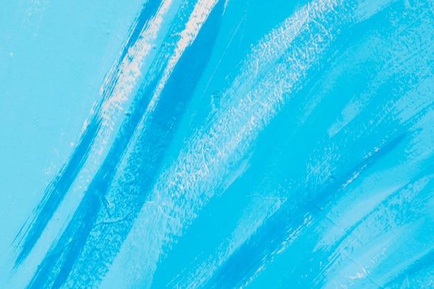 Illustratie van blauwe, witte en paarse kleuren verf, abstracte en moderne tekenkunst, kleur achtergrond