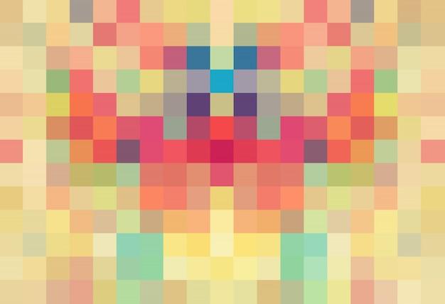 Image pixelated
