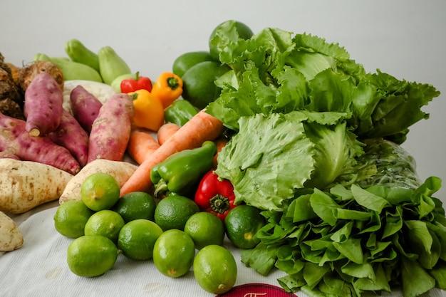 In tijden van sociaal isolement zijn de prijzen van groenten al beïnvloed