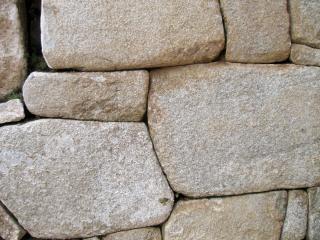 Inca stenen textuur