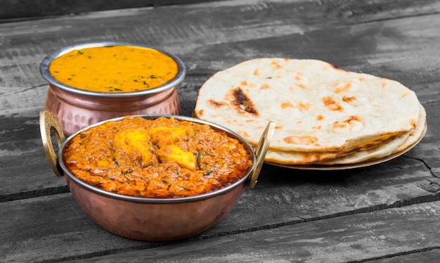 Indiaas eten kadai paneer