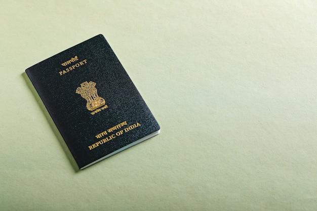 Indiaas paspoort