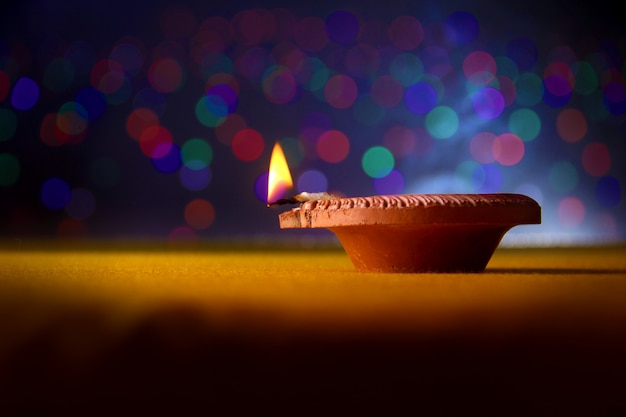 Indian festival diwali, diwali-lamp