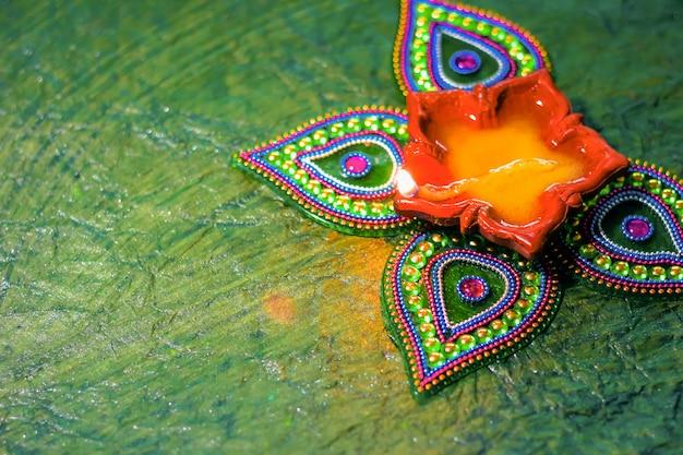 Indian festival diwali, diwali-lamp