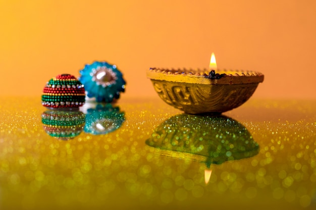 Indian festival diwali, diwali lamp