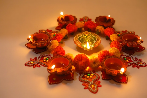 Indian festival diwali