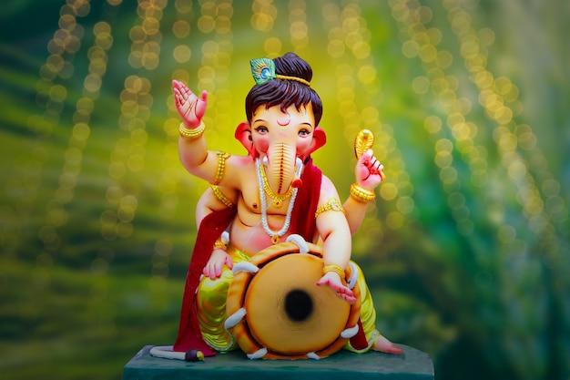 Indian ganesha festival, lord ganesha