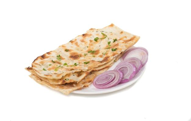 Indisch naanbrood