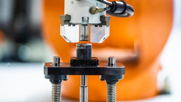 Industriële motormachine