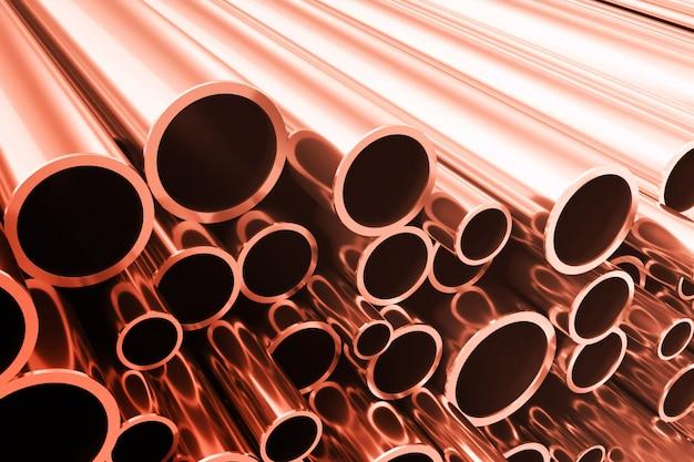 Industriële productie en zware metallurgische industrieproducten