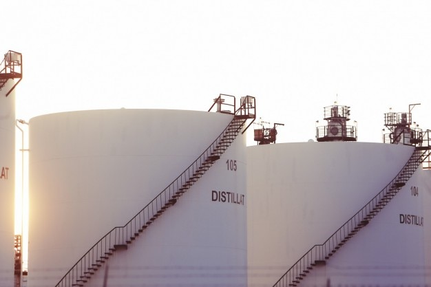 Industriële tanks