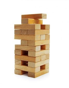 Ineenstorting spellen bouwen