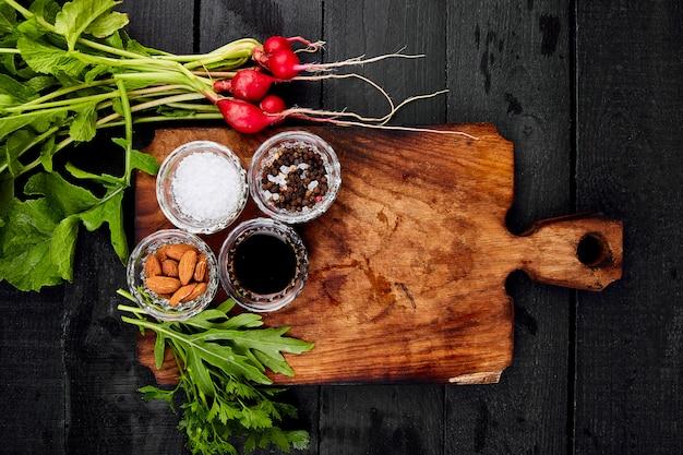 Ingrediënt voor salade