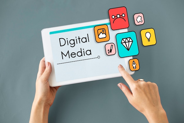 Inhoud configuratie creativiteit digitale media