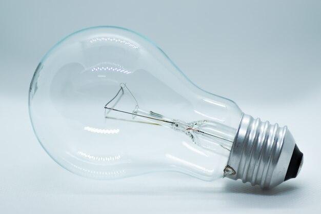 Innovatie, gloeilamp, inspiratie.