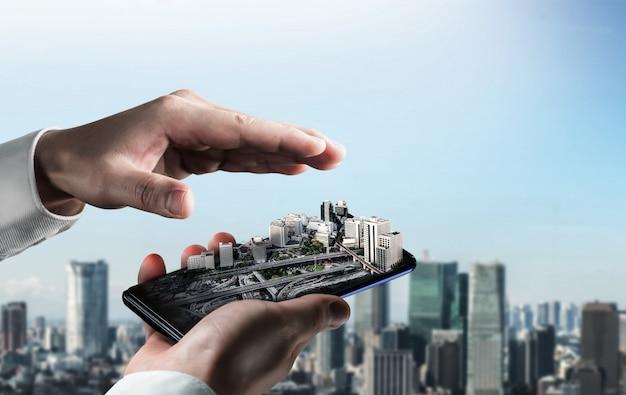 Innovatief architectuur- en civieltechnisch plan