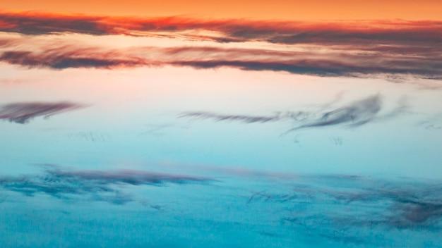 Inspirerend zicht op ochtendlicht