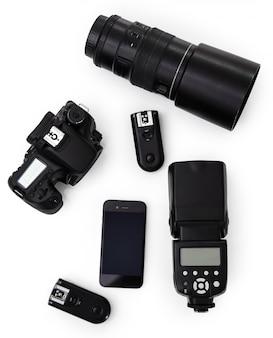 Instellen voor digitale fotografie