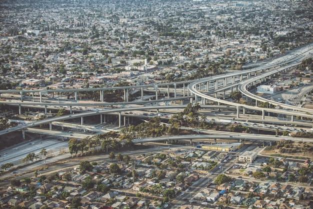 Interchange, loops en snelwegen
