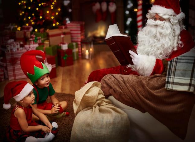 Interessant boek van onze kerstman